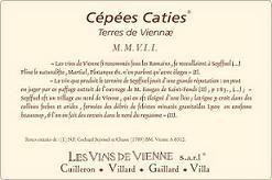 2007 Cépées Caties Condrieu