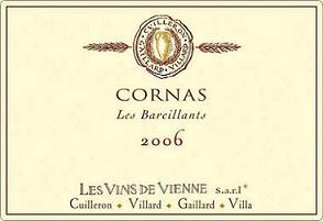 2006 Les Barcillants Cornas