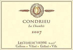 2007 La Chambée Condrieu