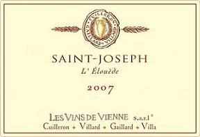 2007 L'Élouède Saint-Joseph