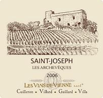 2006 Les Archevêques Saint-Joseph