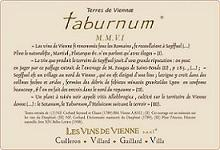 2005 Taburnum Vin de Pays des Collines Rhodaniennes