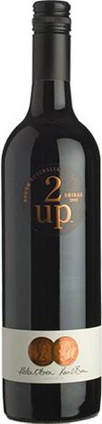 2006 2 Up Shiraz