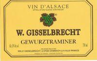 2007 Willy Gisselbrecht Gewurwtraminer