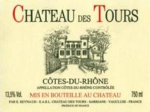 2004 Chateau des Tours Reserve Côtes-du-Rhone