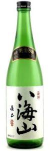 八海山 純米吟醸 Hakkaisan Junmai Ginjo