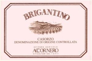 """2007 Giulio Accornero & Figli """"Brigantino"""""""