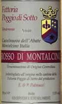 2005 Fattoria Poggio di Sotto, Rosso di Montalcino