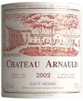 2002 Chateau Arnauld Cru Bourgeois