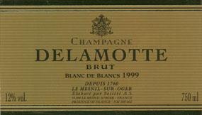 1999 Delamotte Blancs de Blanc