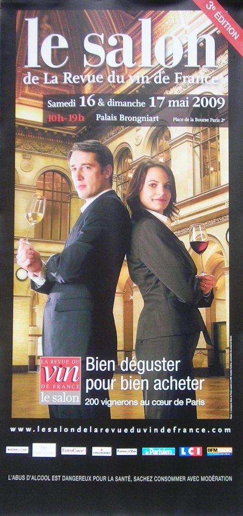 2009 Le Salon de La Revue du Vin
