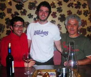 Cesare, Davide Voerzio, and Roberto Voerzio