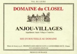 2003 Domaine du Closel, Anjou-Villages