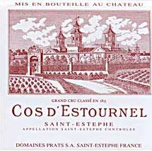 2008 Cos d'Estournel