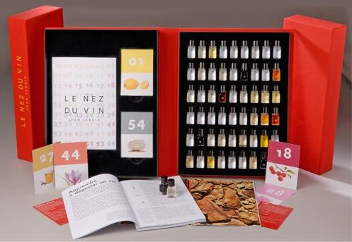 Le Nez du Vin by Jean Lenoir