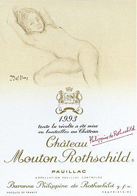 1993 Château Mouton Rothschild