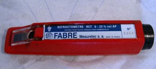 Refactometer
